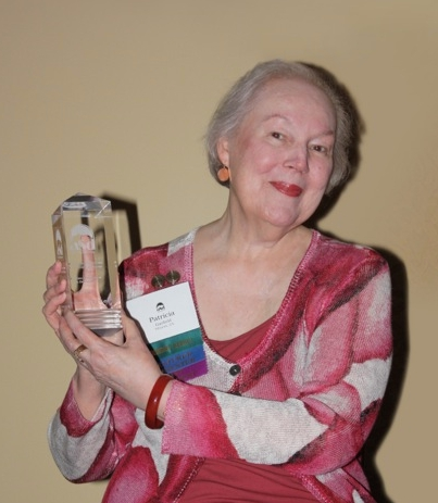 Patricia Garfield receives award for lifetime of dream research 2012